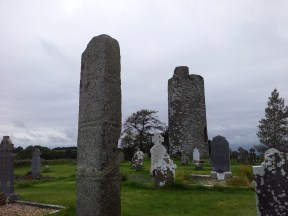 19. Old Kilcullen Round Tower & Graveyard, Co. Kildare