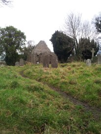`01. Tully Burial Ground & Lehaunstown High Crosses