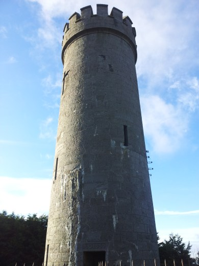 06. Alymer's Folly, Hill of Allen, Co. Kildare.