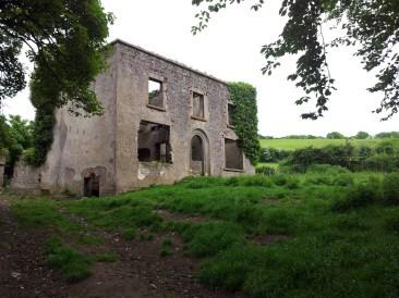 08. House beside Old Kilteale Church, Co. Laois.