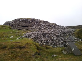 13. Carrowkeel Meglithic Cemetery, Co. Sligo