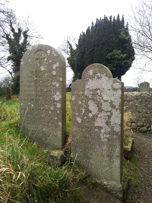 19. Tully Burial Ground & Lehaunstown High Crosses