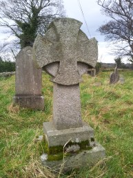 24. Tully Burial Ground & Lehaunstown High Crosses