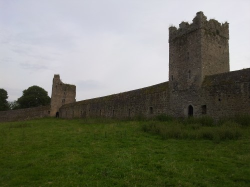 25. Kells Priory, Co. Kilkenny