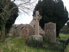 26. Tully Burial Ground & Lehaunstown High Crosses