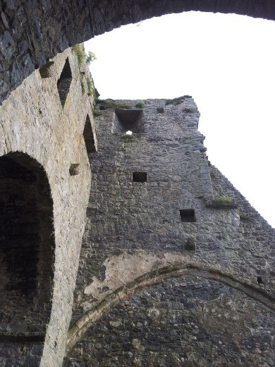 50. Kells Priory, Co. Kilkenny
