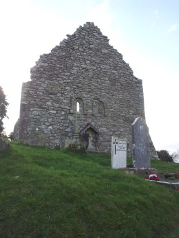 02. Aghowle Church, Co. Wicklow