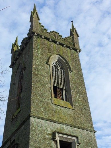 06. Dromiskin Monastery, Round Tower and High Cross, Co Louth