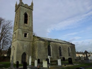 07. Dromiskin Monastery, Round Tower and High Cross, Co Louth