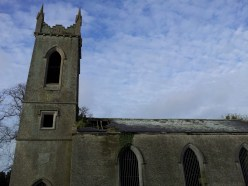 12. Dromiskin Monastery, Round Tower and High Cross, Co Louth