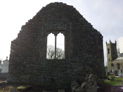 16. Dromiskin Monastery, Round Tower and High Cross, Co Louth