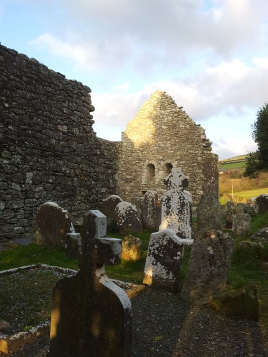 20. Aghowle Church, Co. Wicklow