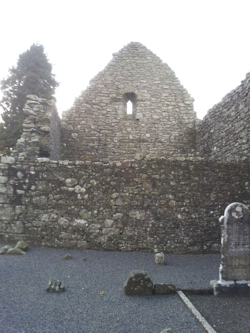 28. Aghowle Church, Co. Wicklow