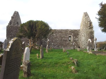 30. Aghowle Church, Co. Wicklow