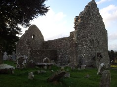 34. Aghowle Church, Co. Wicklow