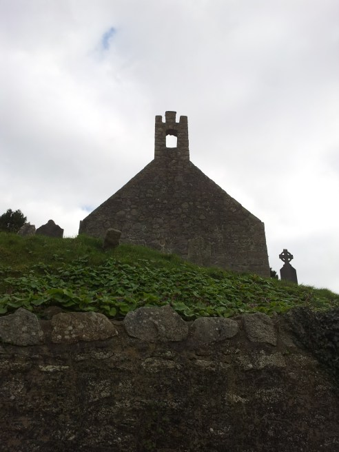 01. Kilgobbin Church & Cross, Co. Dublin