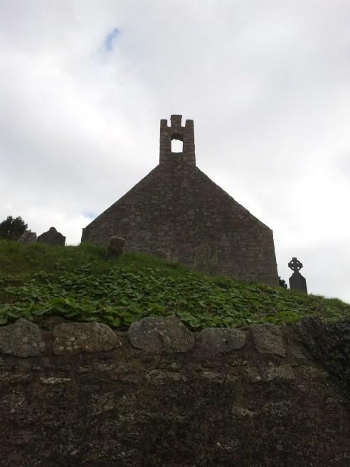 01. Kilgobbin Church & Cross, Co. Dublin