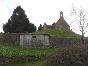 03. Kilgobbin Church & Cross, Co. Dublin
