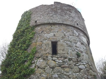 04. Cruagh Watchtower & Graveyard, Co. Dublin