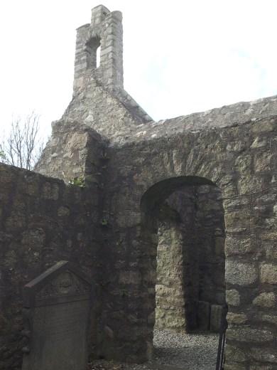 06. Kilgobbin Church & Cross, Co. Dublin
