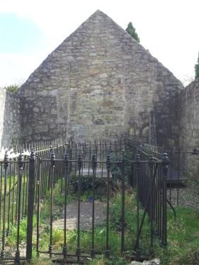 08. Kilgobbin Church & Cross, Co. Dublin
