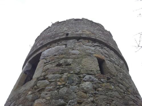 10. Cruagh Watchtower & Graveyard, Co. Dublin