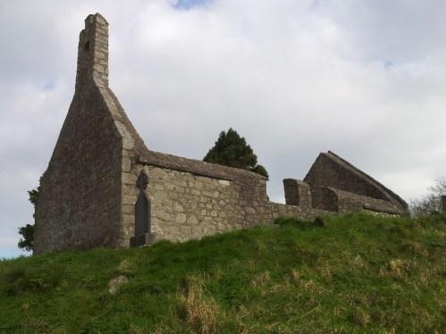 23. Kilgobbin Church & Cross, Co. Dublin