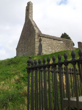 24. Kilgobbin Church & Cross, Co. Dublin