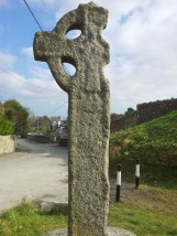 30. Kilgobbin Church & Cross, Co. Dublin