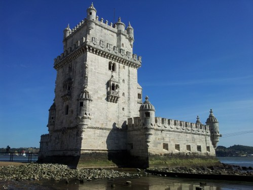 03. Belém Tower, Lisbon, Portugal