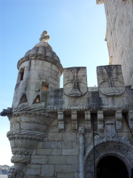 08. Belém Tower, Lisbon, Portugal