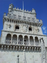 12. Belém Tower, Lisbon, Portugal