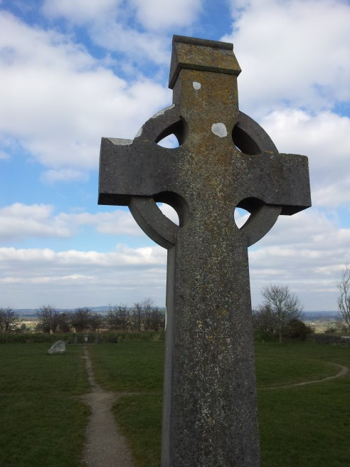 14. Spire of Llyod & Paupers Graveyard, Co. Meath