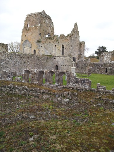 40. Athassel Priory, Co. Tipperary