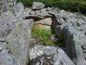 10. Aghnaskeagh Cairns, Co. Louth