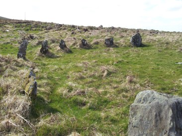 12. Boleycarrigeen Stone Circle, Co. Wicklow