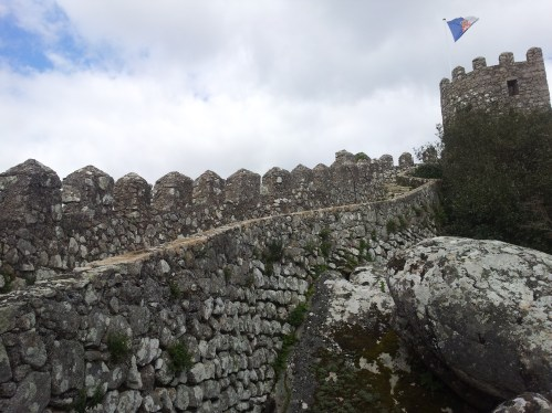 16. Castle of the Moors, Sintra, Portuga