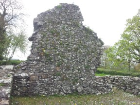 18. Kildemock Church aka 'The Jumping Church', Co. Meath