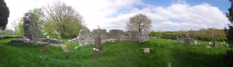 22. Kildemock Church aka 'The Jumping Church', Co. Meath