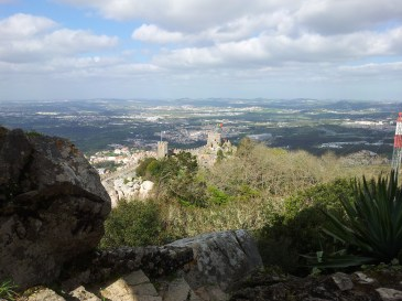 45. Castle of the Moors, Sintra, Portuga