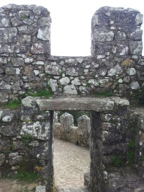 53. Castle of the Moors, Sintra, Portuga