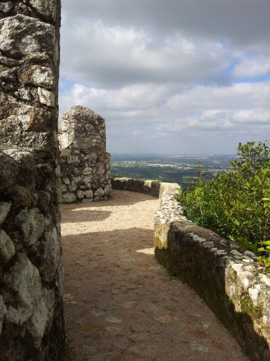60. Castle of the Moors, Sintra, Portuga
