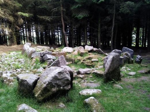 08. Ballyedmonduff Wedge Tomb, Co. Dublin