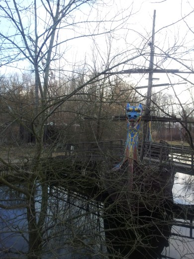 14. Abandoned Spreepark, Berlin