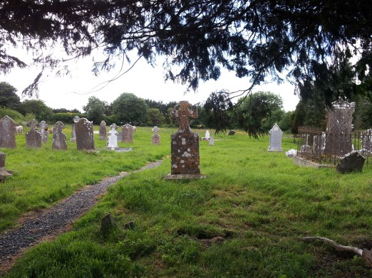 10. Old Downings Church, Co. Kildare