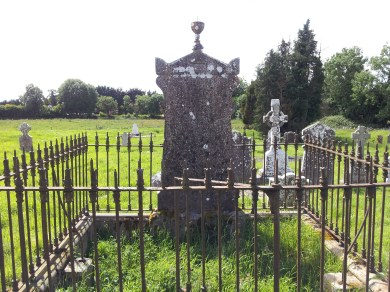 14. Old Downings Church, Co. Kildare