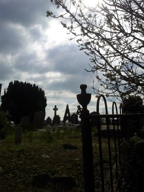 26. Old Tallanstown Graveyard, Co. Louth
