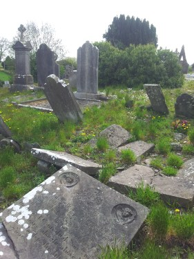 27. Old Tallanstown Graveyard, Co. Louth