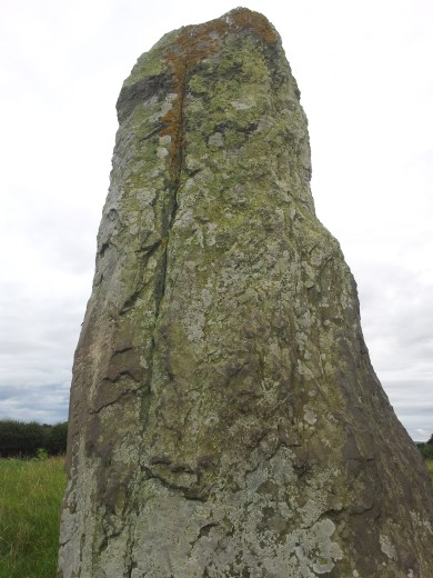 08. Clochafarmore Standing Stone, Co. Louth