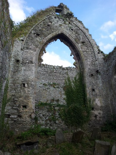 27. St Mochta's House & St Mary's Priory, Co. Louth